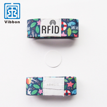Promotional New Design Elastic Popular Polyester Wristband