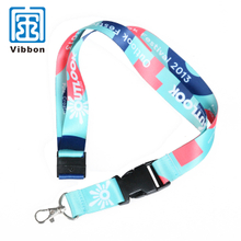 funny factory making sublimated lanyards for teenager