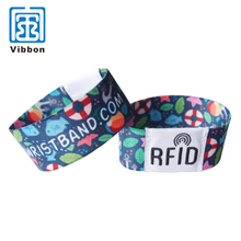 Competitive Price Professional Made Elastic Polyester Wristband For Sport