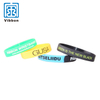 New style China supplier top quality wrist bands silicone rubber