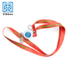 Factory Customized Printing Logo sublimation printing/silk screen printing lanyard